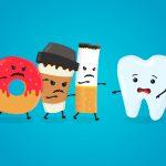 10 dolog, ami a fogak elszíneződéséhez vezethet
