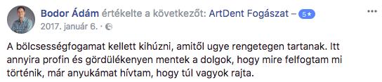 artdent-bolcsessegfog-ertekeles-adam